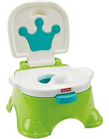 Glenmore Pot Enfant Pliable WC Bebe Voyage Toilette Portabl en Forme de Voiture Petit Rose