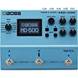 Boss MD-500 Ultra-Versatile Modulation Multi-Effects Pedal for Electric Guitars