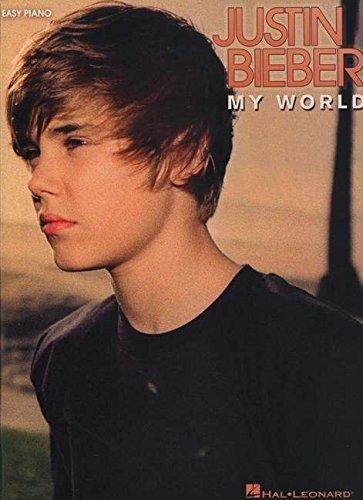 Justin Bieber - My World (Easy Piano)