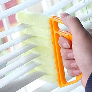 Amazon Com Blind Cleaning Brush Microfibre Venetian Blind Blade