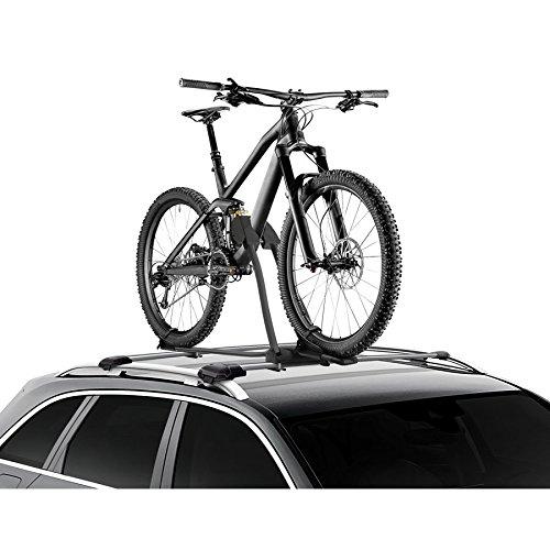 Althura - Portabicicletas para el techo del coche, modelo Gravity con llave