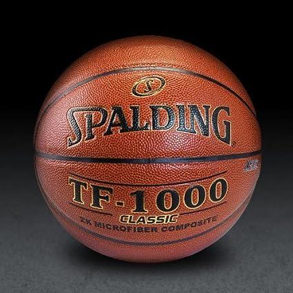 Amazon.com: Spalding Composite piel parte superior – Flite ...