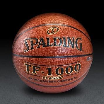 Spalding compuesto piel parte superior - Flite 1000 - Balón de ...