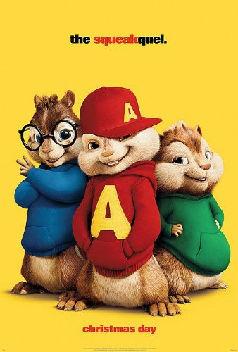 ALVIN AND THE CHIPMUNKS THE SQUEAKQUEL- 27