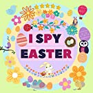I Spy Easter: A Fun Easter Activity Book for Preschoolers & Toddlers | Interactive Guessing Game Picture Book for 2-5 Year Olds