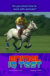 Animal IQ Test