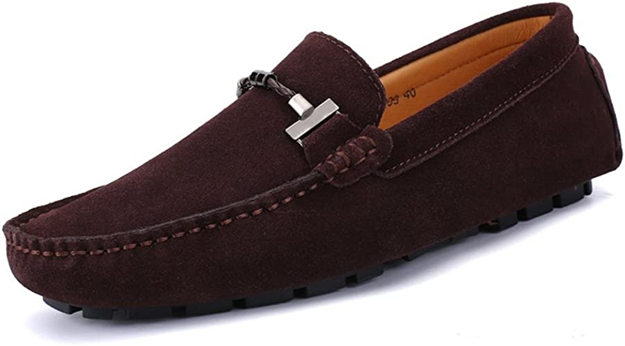 Driving Shoes Slip-on Bit Loafer Casual