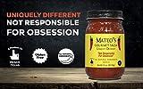 Mateo's Gourmet Salsa - Medium Hot Spicy Salsa
