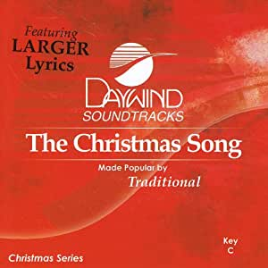 Christmas Song [Accompaniment/Performance Track]