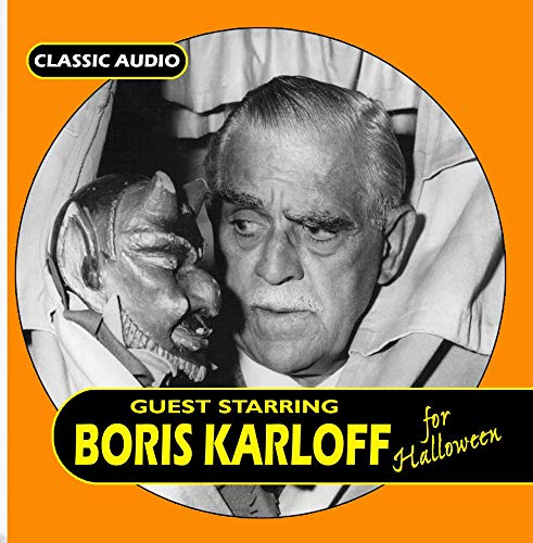 Guest Starring Boris Karloff for Halloween -