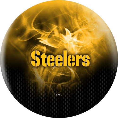 NFL-Pittsburgh-Steelers-On-Fire-Undrilled-Bowling-Ball