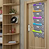 Over The Door File Organizer, Hanging Wall