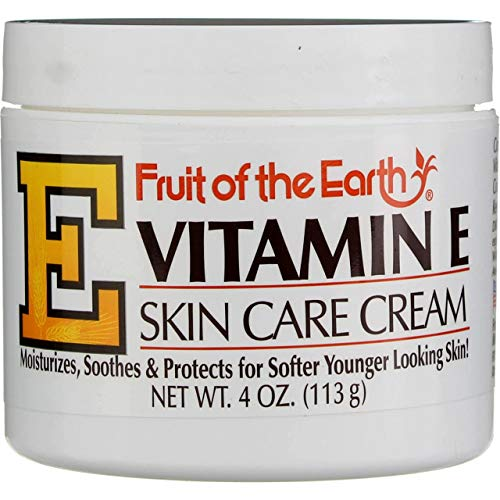 Fruit Of The Earth Fruit Of The Earth Vitamin E Skin Care Cream, 4 oz., Pack of two