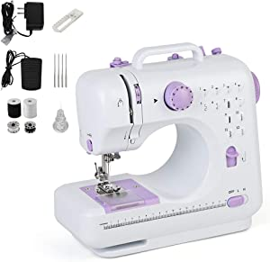 Mini Sewing Machine Portable Electric Small Household Sewing Handheld Tool