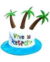 Chapeau Vive la retraite - Taille Unique