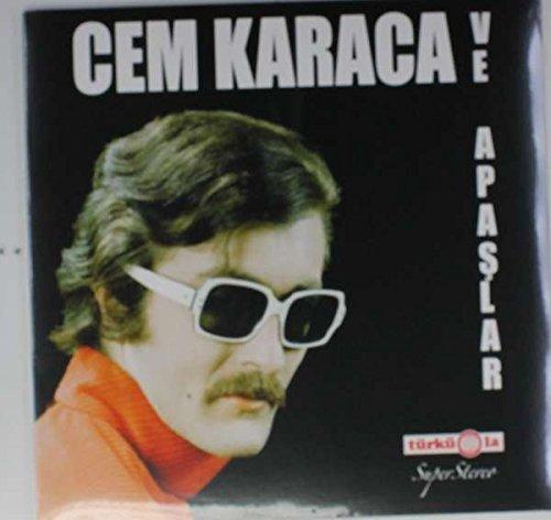 Cem Karaca Ve Apaslar (Cem Karaca Vinyl)