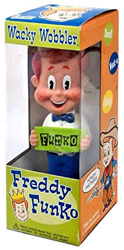 Funko Wacky Wobbler Freddy Exclusive Bobble ()