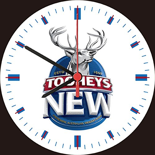 tooheys-new-draught-beer-wall-clock