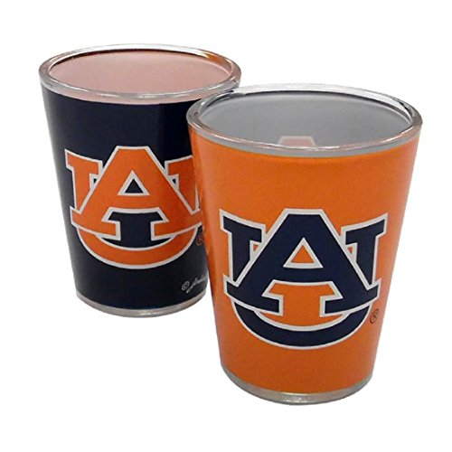 Auburn Tigers Two Tone Shot Glass ()