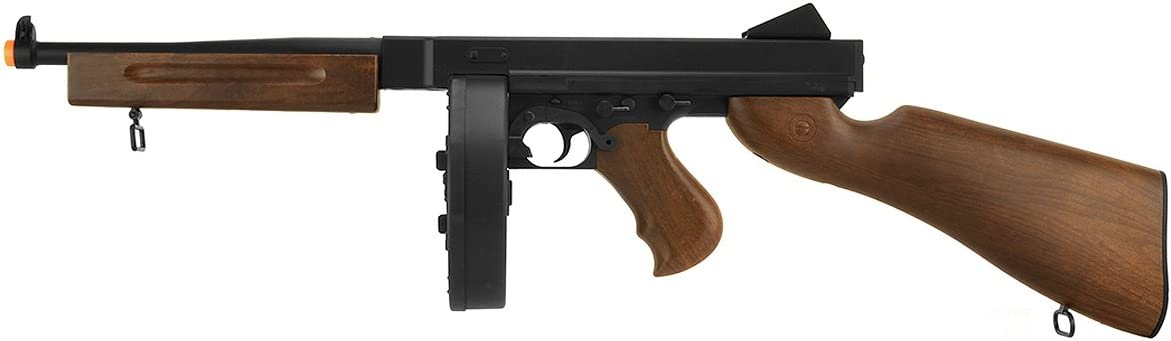 Well D98 M1A1 WWII Submachine Gun AEG