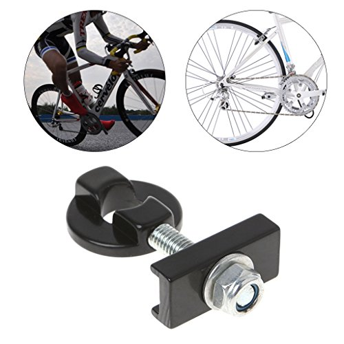 Lergo Bicycle Bike Chain Tension Adjuster Aluminum Alloy For BMX Motorcycle Bike by Lergo (Image #1)