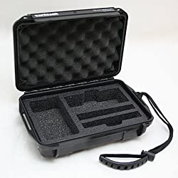 Vapecase Custom Hard Case Fits The Arizer Solo Vaporizer