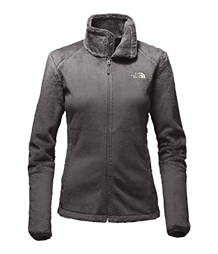 North Face Women's Osito 2 Jacket Asphalt Grey/Ambrosia G...