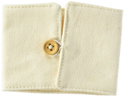 (Maya Road Alterable Canvas Cuff with Elastic Loop & Button-7.1