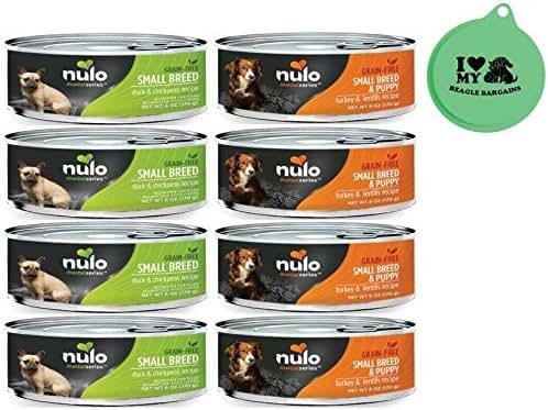 Dog Food: Nulo Medal Series