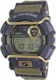 G-Shock GD400-9CS Men's Black Resin Sport Watch