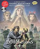 img - for Classical Comics Teaching Resource Pack: Great Expectations- Making the Classics Accessible for Teachers and Students book / textbook / text book