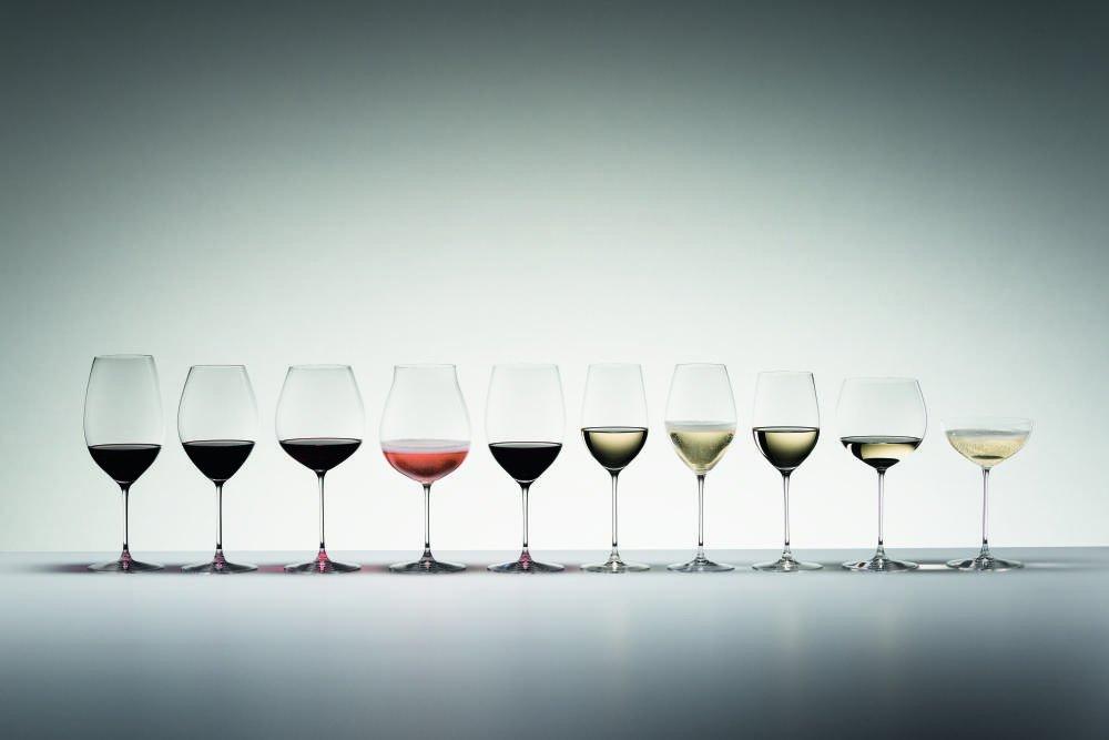 Riedel 6449/0 Veritas Cabernet/Merlot Wine Glasses, Set of 2, Clear by Riedel (Image #7)
