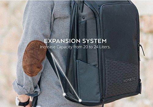 NOMATIC Slim Laptop Backpack