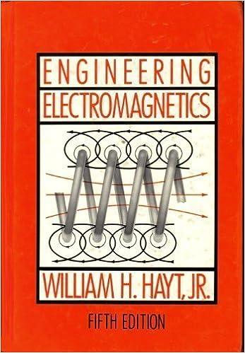 Engineering Electromagnetics Hayt 7th Edition Pdf