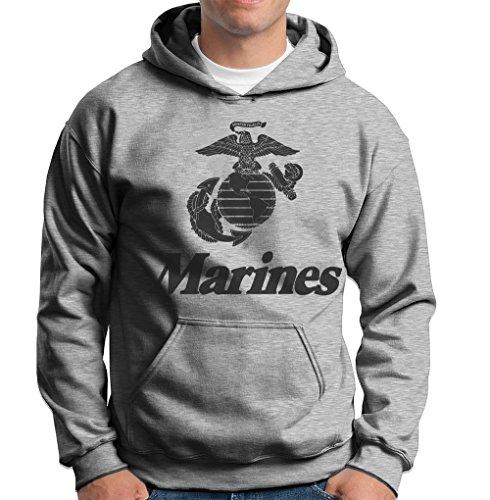 Usmc Zipper Sweatshirts - 2