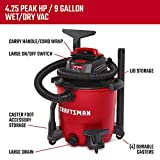 CRAFTSMAN CMXEVBE17590 9 Gallon 4.25 Peak HP