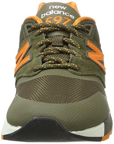 Running Scarpe 597 Covert Balance Green Verde Uomo New qpwxUCOt