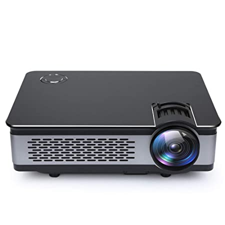ZDNP Nueva 3D1080P HD LED proyector Micro, 1920 * 1080P ...