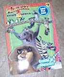 Madagascar Escape 2 Africa - Crateful of Characters - Activity Book