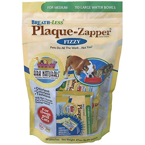 ess Plaque Zapper For Medium/Large Pet - 30Ct (Breathless Plaque)