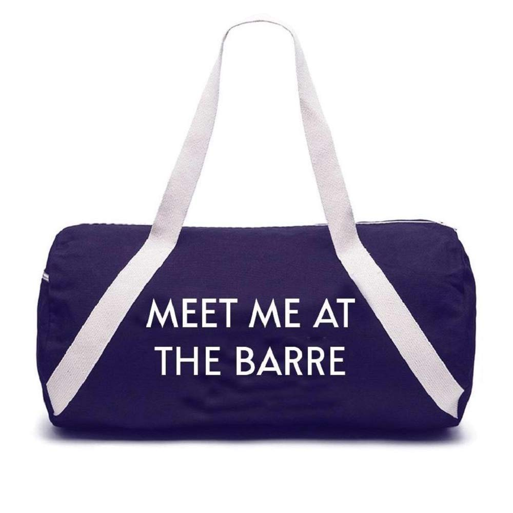 Private Party Meet Me At the Barre Duffle Bag