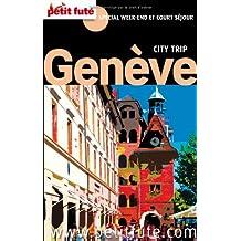 GENÈVE CITY 2011 + PLAN DE VILLE ET MÉTRO