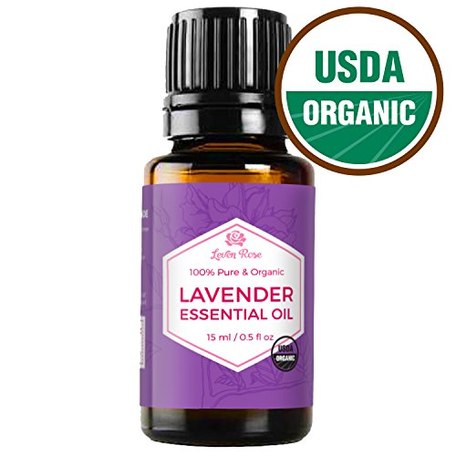 Lavender CERTIFIED Essential Leven Rose