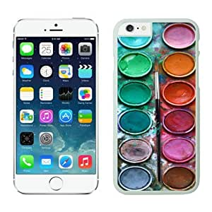 BINGO good review Watercolor Sets Witeh Brushes 3 iPhone 6 plus Case white covers
