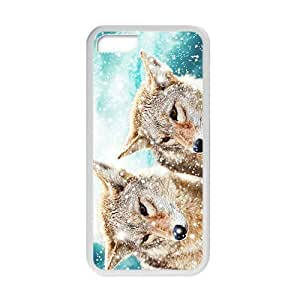Fox In Snow Field Phone Case for Iphone 5c