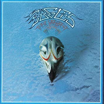 Image result for the eagles released their greatest hits album