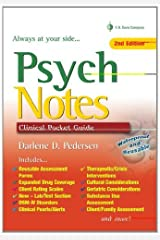 Psychnotes: Clinical Pocket Guide, 2Ed (Sp) Paperback