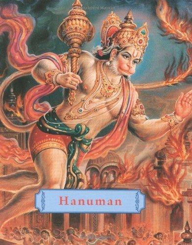 Hanuman Monkey God - 9