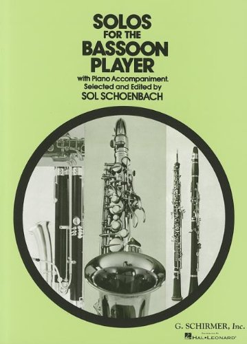 Solos for the Bassoon Player