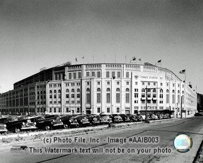 Yankee Stadium - 1950 MLB 8x10 Photo